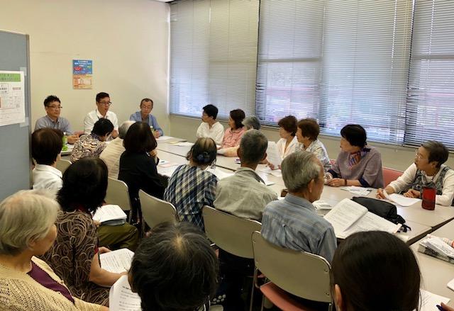 ナルク堺泉北様の勉強会に講師として参加させていただきました!